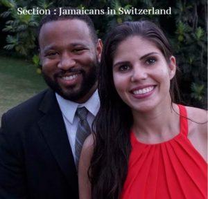Jamaicans in Switzerland