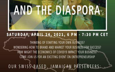 Entrepreneurship Zoom event